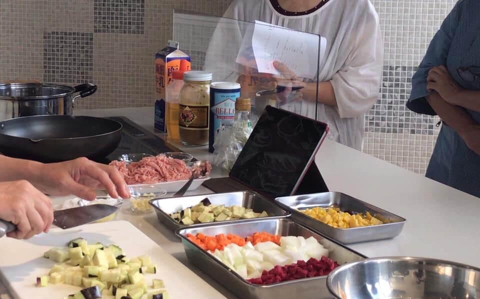 11月22日(金)シエスタ ハコダテで料理教室開催!