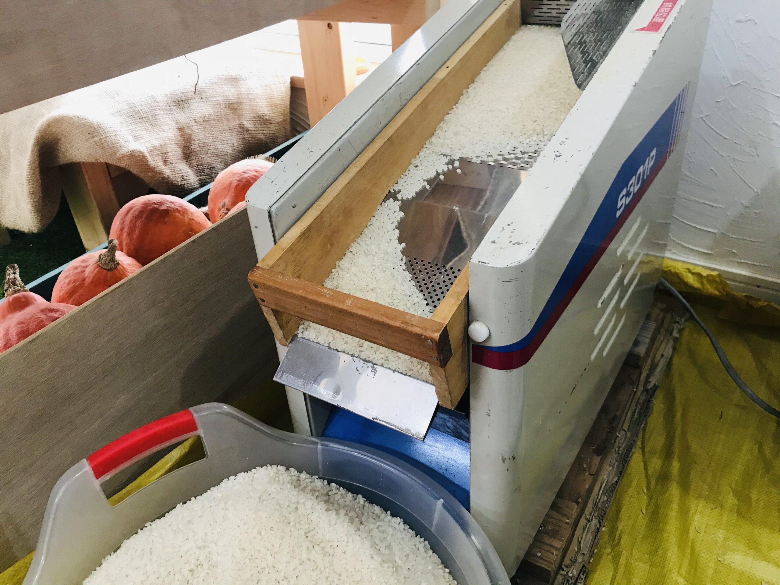 籾まま貯蔵米全国発送